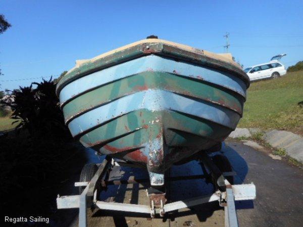 Nordic Nordic 17ft fiberglass clinnker ex charter boat s