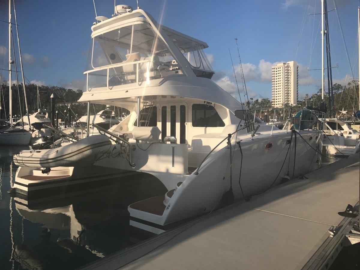Fusion Catamarans 40 2008 model:Slickcat