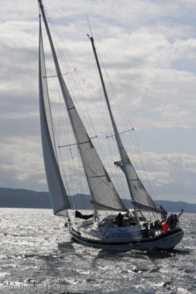 Morgan Out Island 51 A Proven World Cruiser with Comlete Inventory