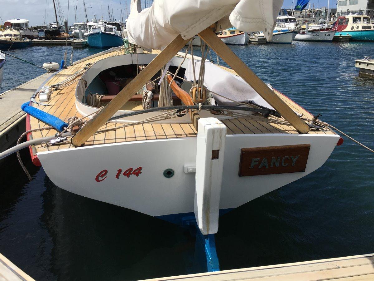 Couta Boat 26 Original Mitch Lacco Couta fully restored