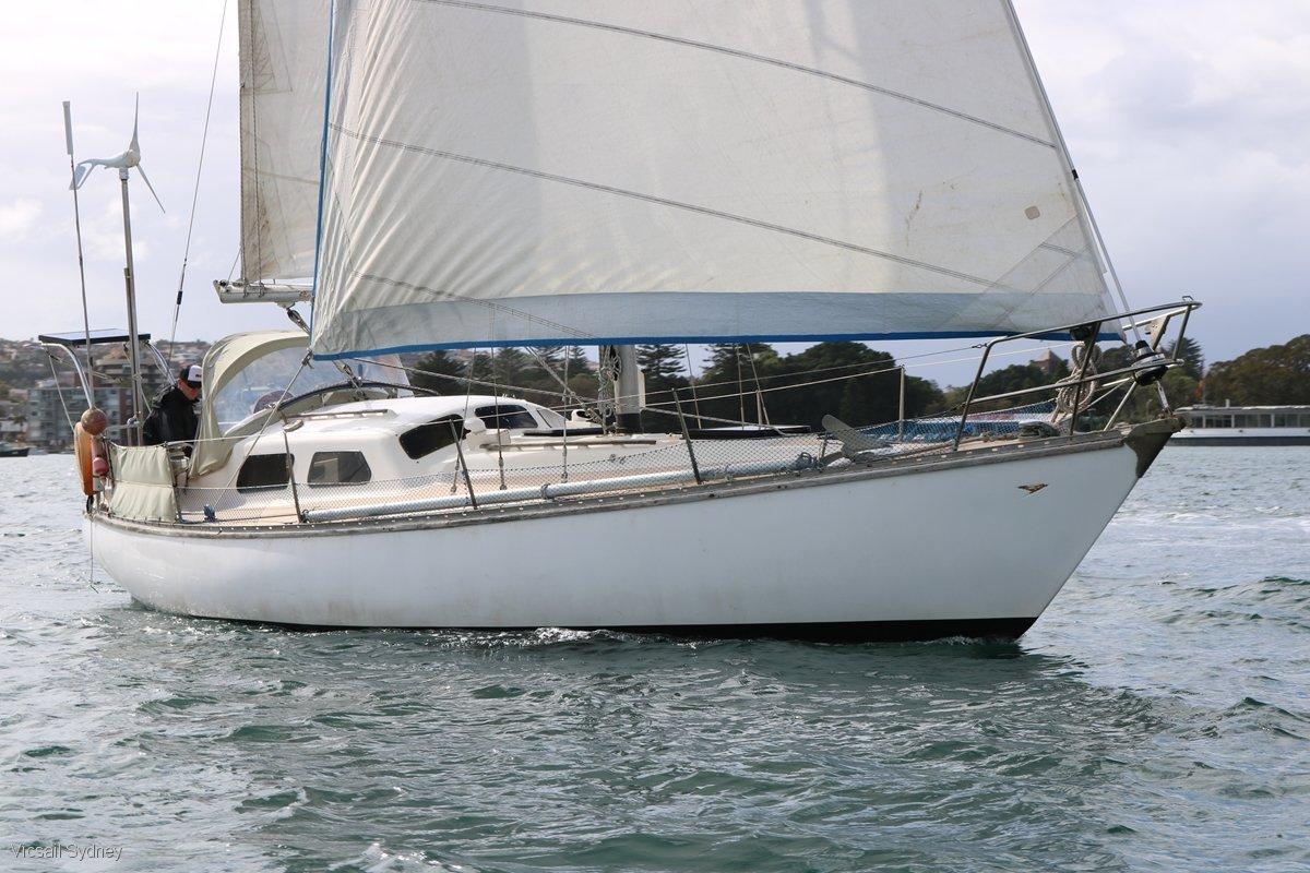 Duncanson 35 Cruising Yacht