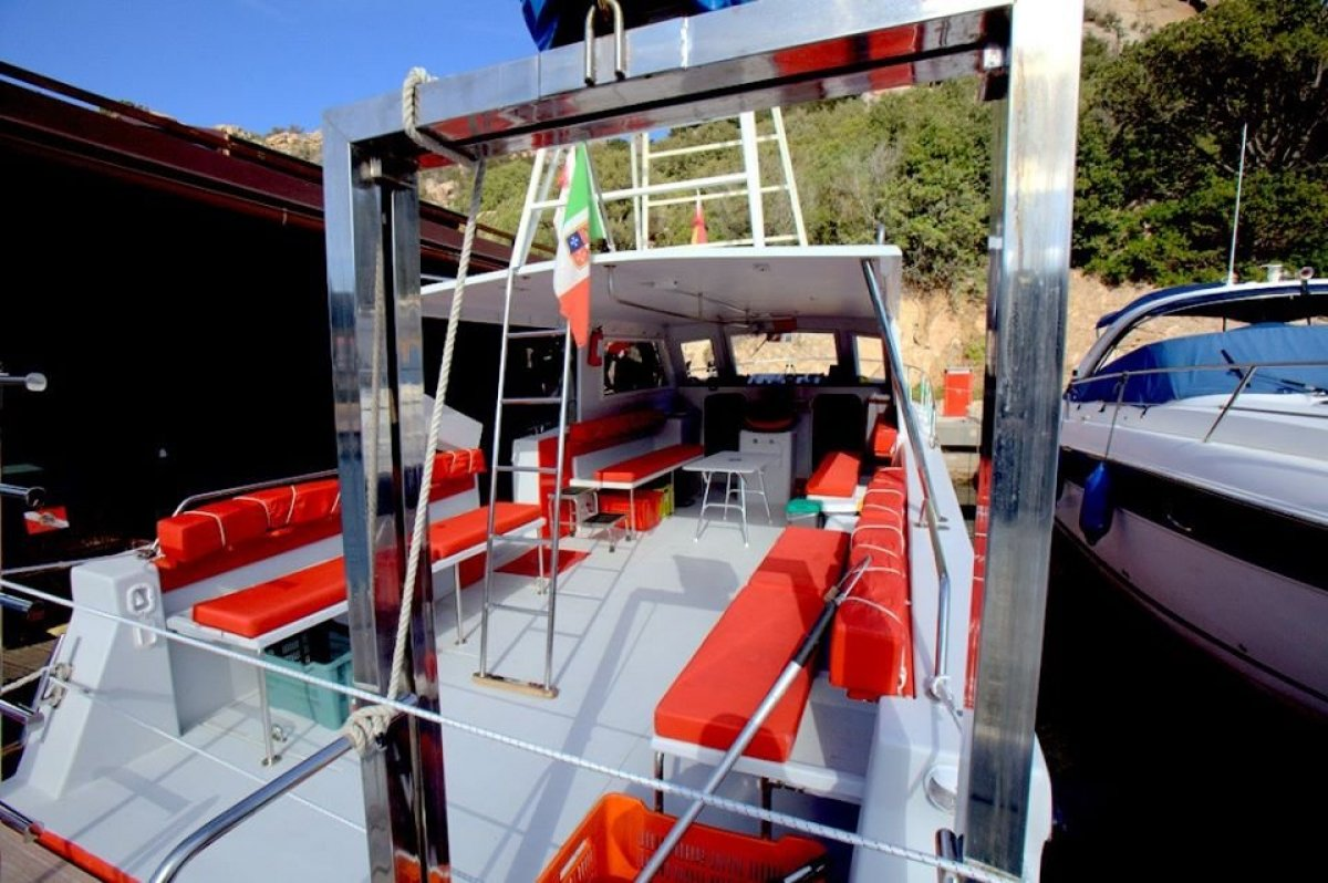 10m Diving or Whale Watching Power Cat