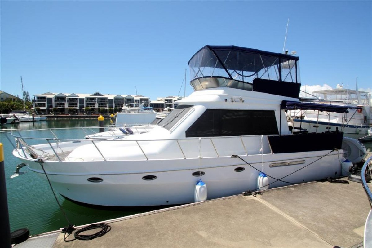 Minhua Flybridge Cruiser MH440