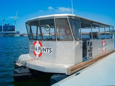 Passenger Punt/Ferry - in Class 1E survey - 8.2M