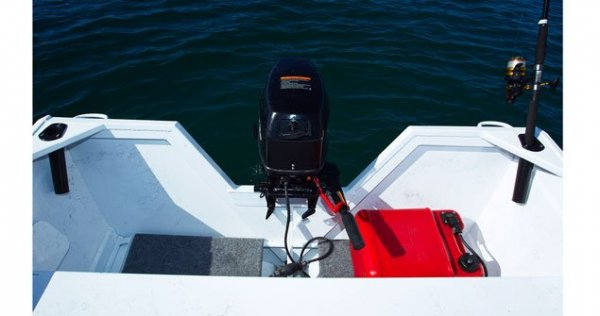 Stacer 429 Assault + Yamaha 25hp Four Stroke Outboard Motor