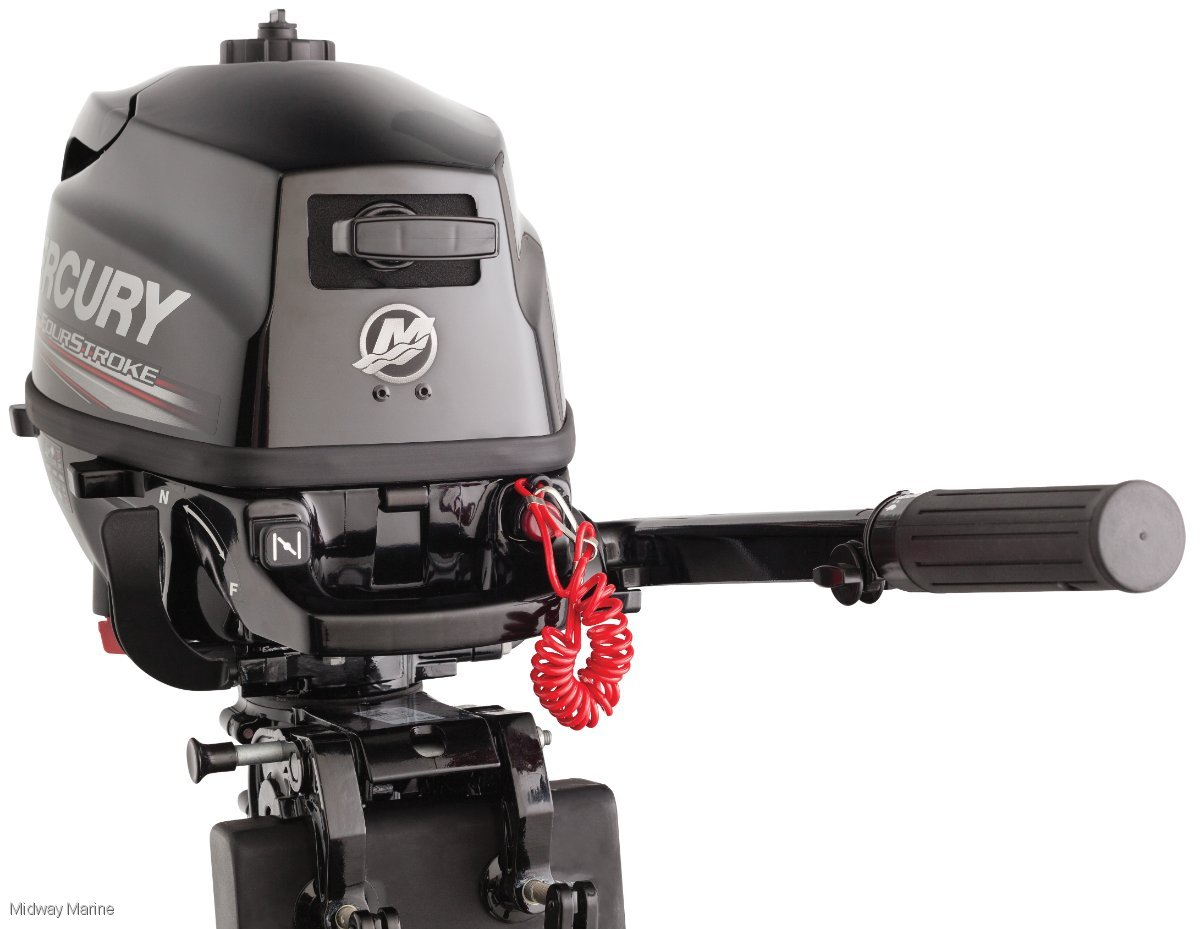 NEW MERCURY 2.5HP OUTBOARD