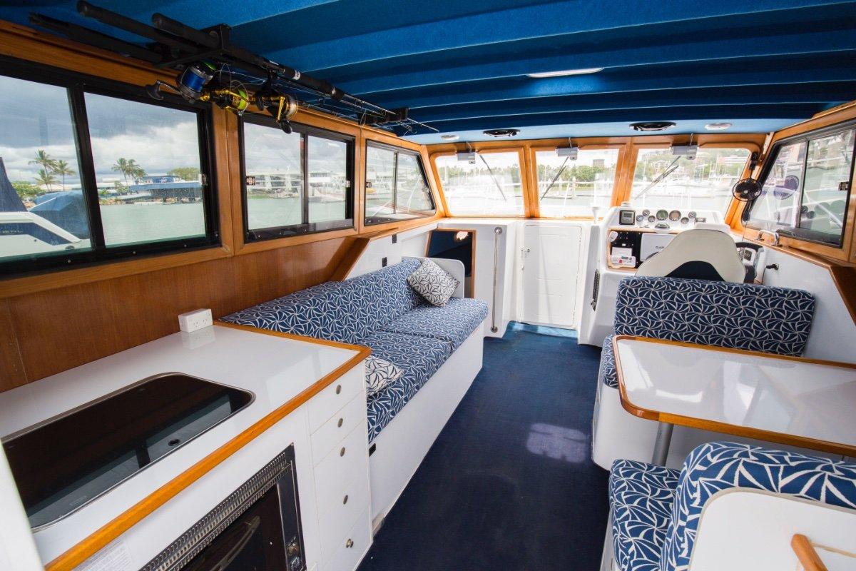 Cougar Cat 35 HUGE PRICE DROP!!! For Sale | TSV Boats