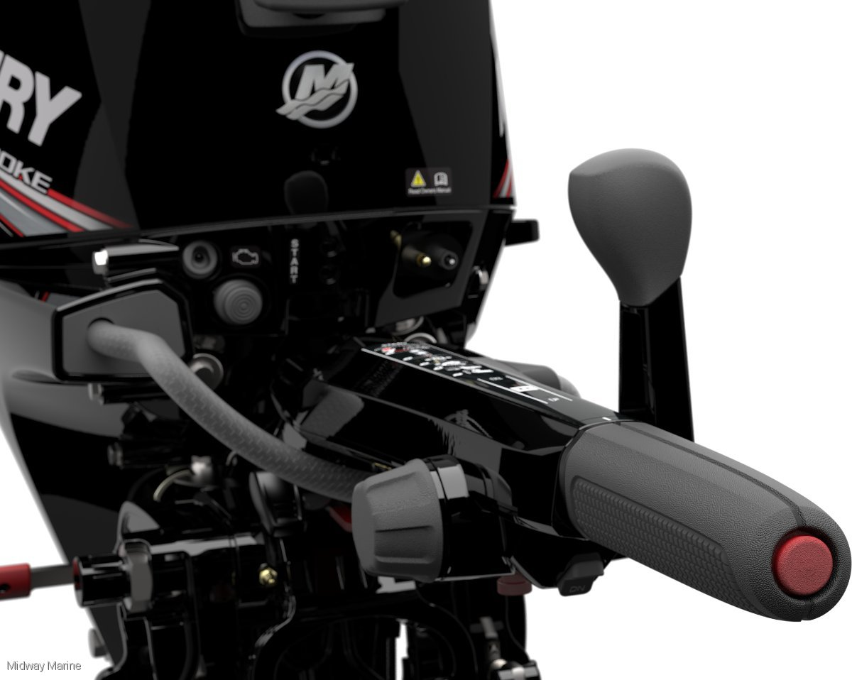 New Mercury 15hp Outboard For Sale Midway Marine