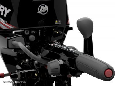 NEW MERCURY 15HP OUTBOARD