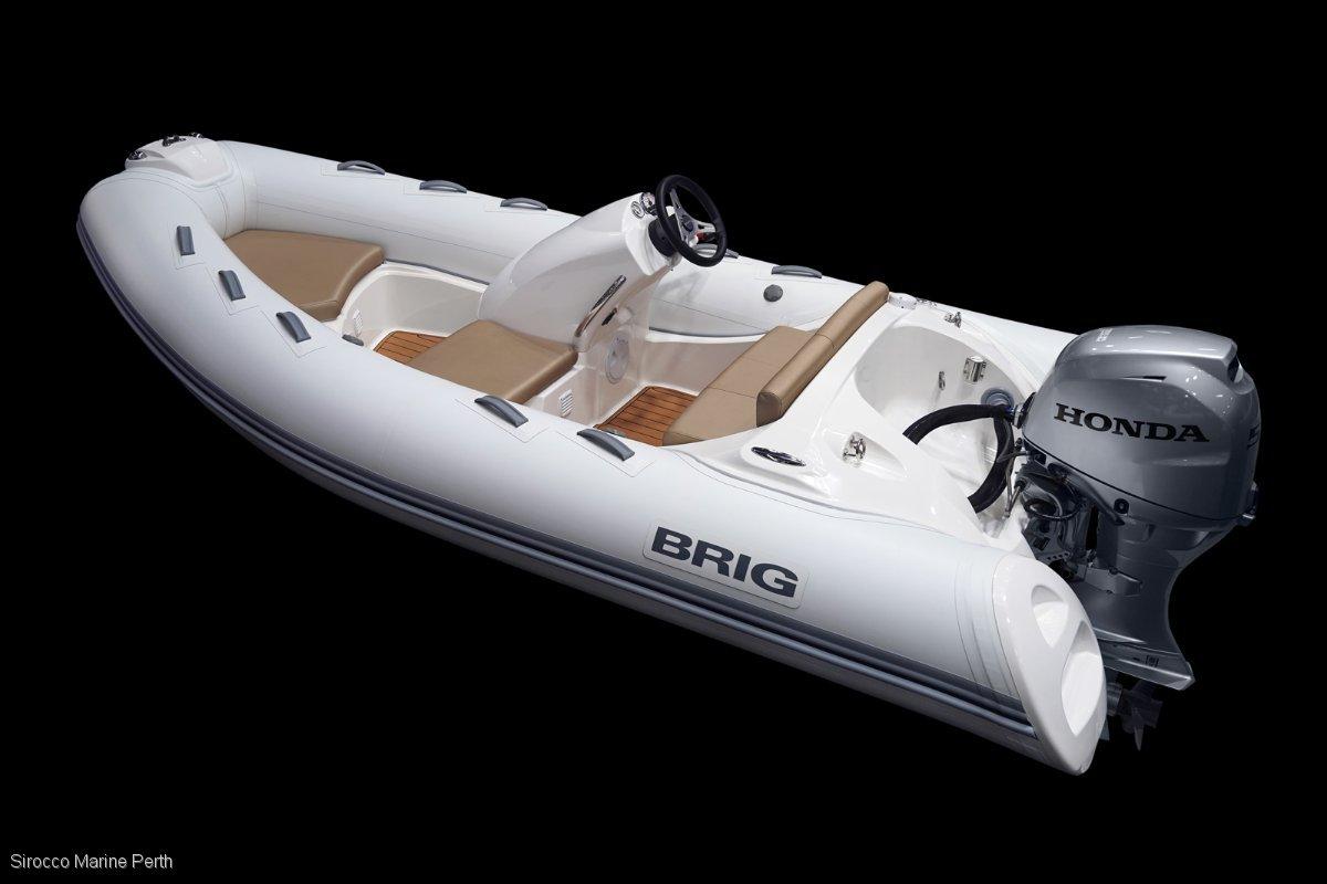 Brig Eagle 380 Rigid Inflatable Tender
