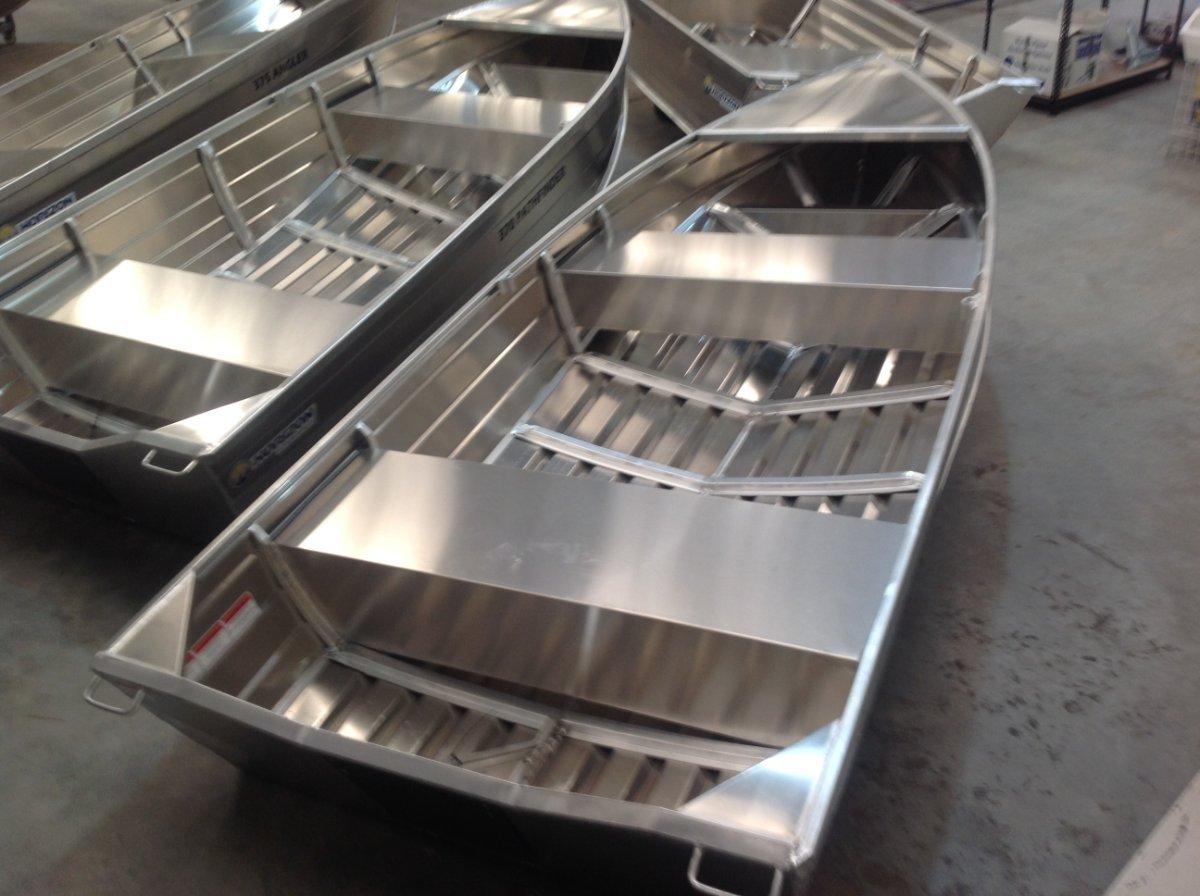 Horizon Aluminium Boats 350 Pathfinder V Bow Punt