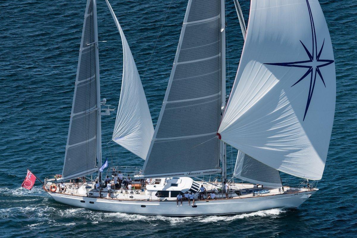 Alloy Yachts Ketch 'Tawera'