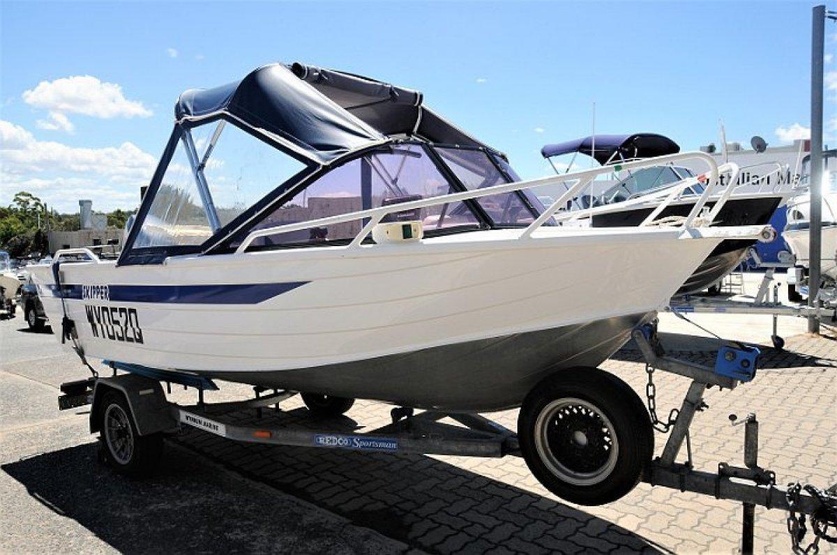 Stessco Skipper 420