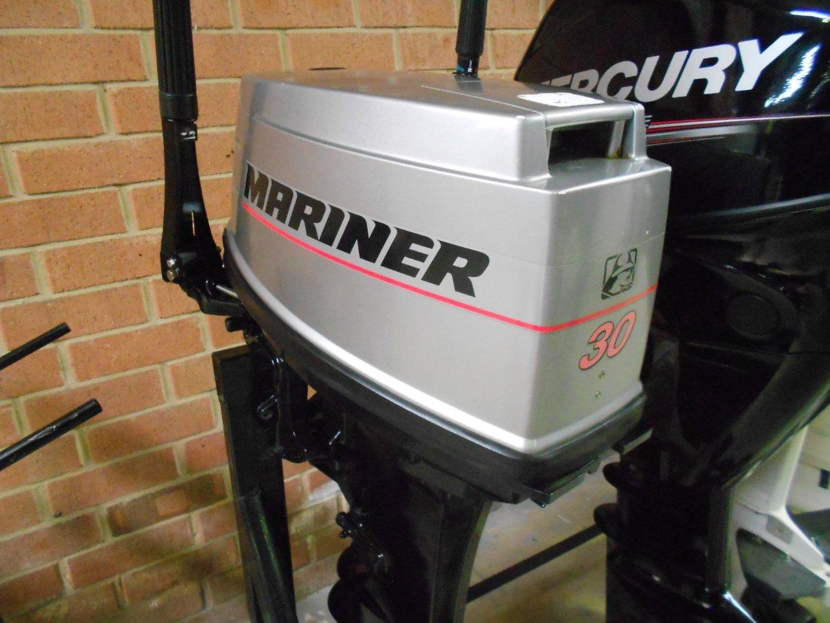 Used Mariner 30hp 2 stroke