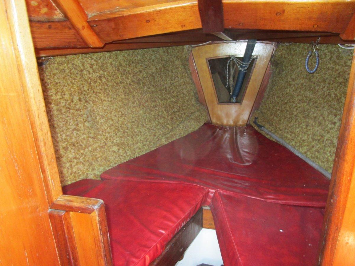 Mottle 33 Built in Tasmanian timbers