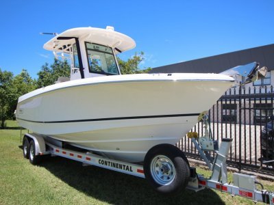 Boston Whaler 250