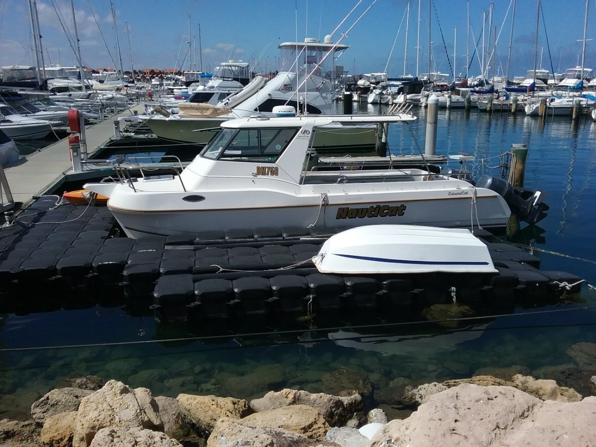 Leisurecat 8000 Sportsfisher 2001 Custom made