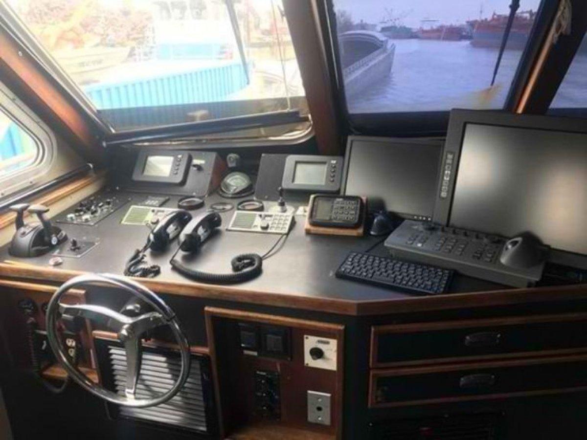 65ft Aluminium Catamaran