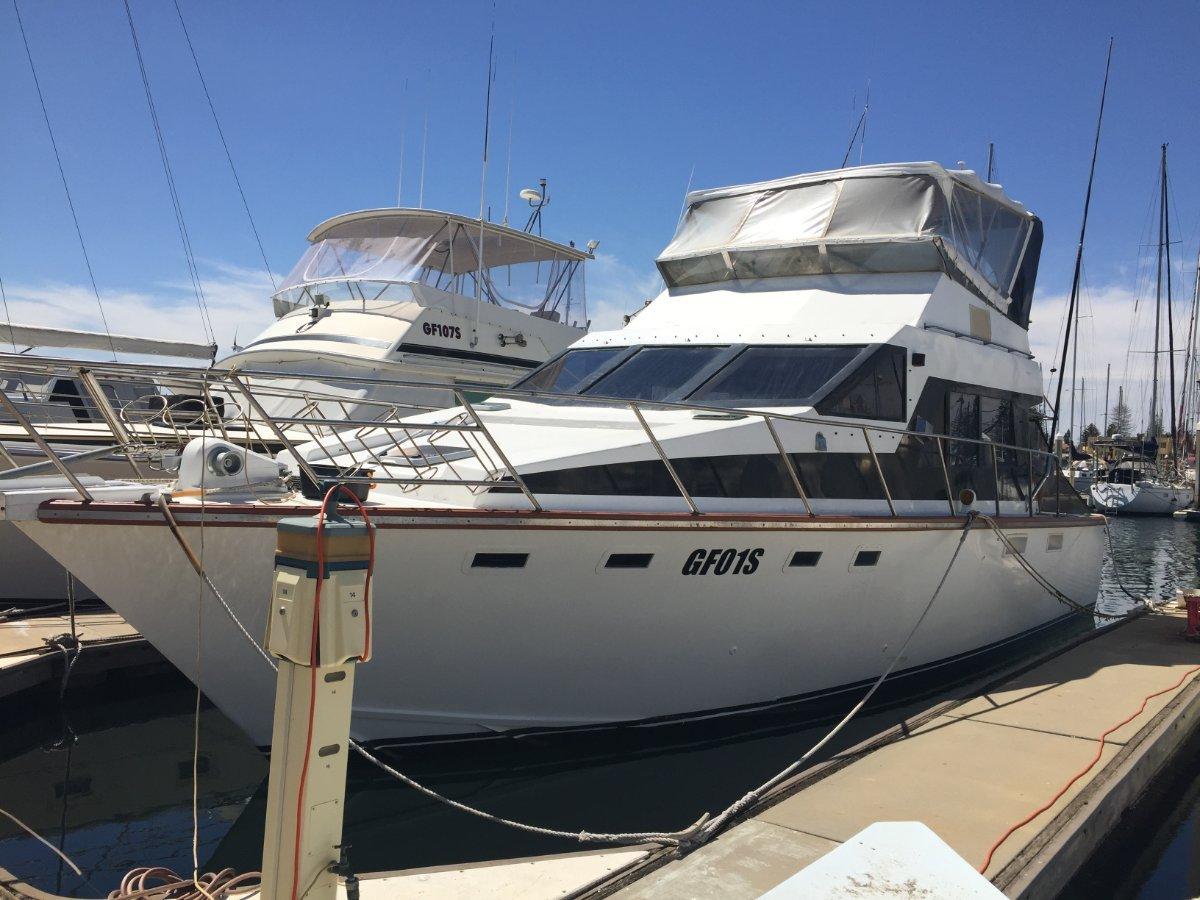 42' Custom Offshore Cruiser