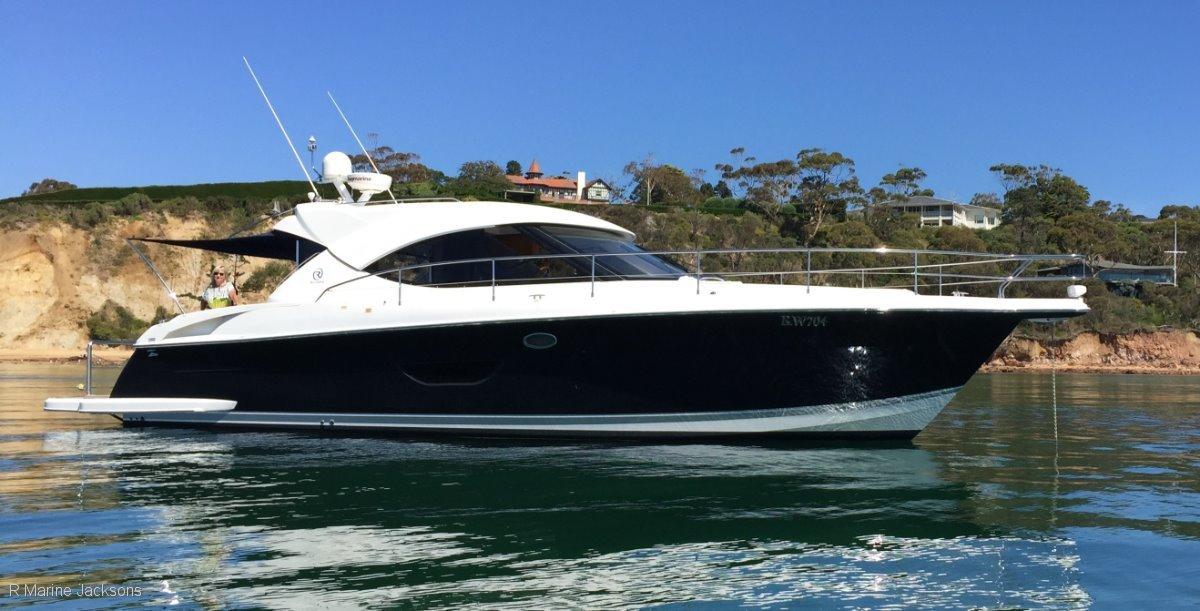 Riviera 4400 Sport Yacht Boat Brokers of Tasmania