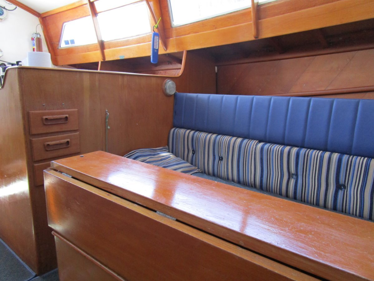 Lidgard 34 NZ Kauri SUPERBLY BUILT