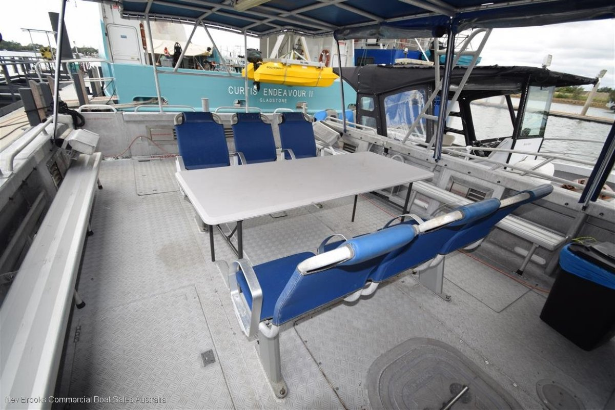 Seaquest 39 Passenger / Fishing Vessel