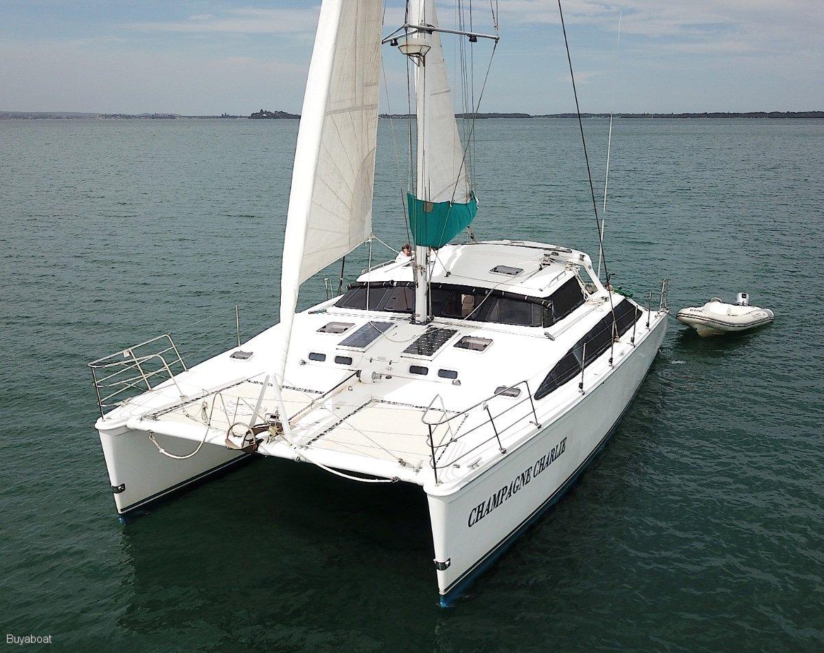 Perry 43 Catamaran