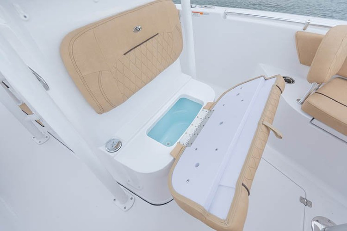 Sportsman Open 242 Centre Console WITH ALL STANDARD INCLUSIONS ONLY.