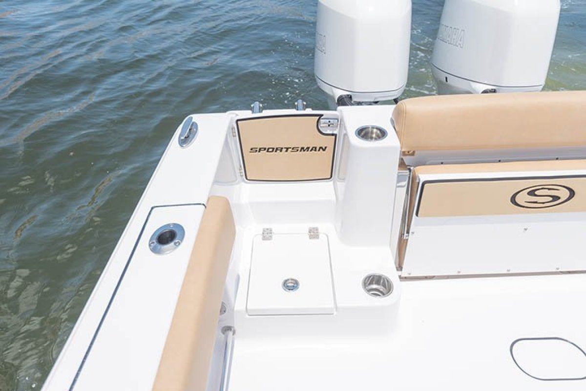 Sportsman Open 282 Centre Console WITH ALL STANDARD INCLUSIONS ONLY.