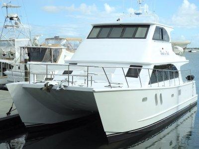 MEC Yachts 15m Luxury Alloy Powercat