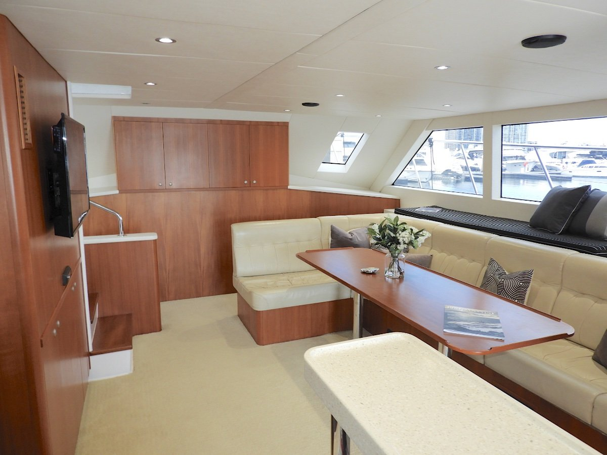 MEC Yachts 15m Luxury Alloy Powercat