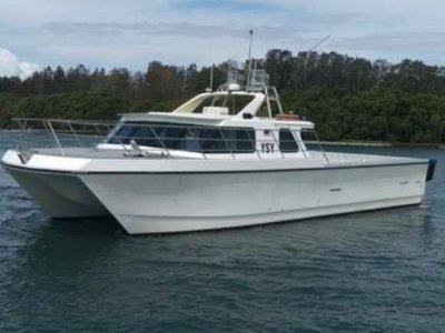16m Fast Charter