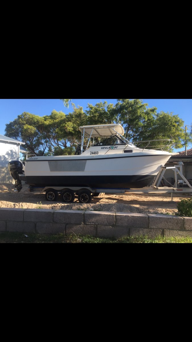 Kevlacat 7.2m Series 2800 in 3C survey, priced to sell