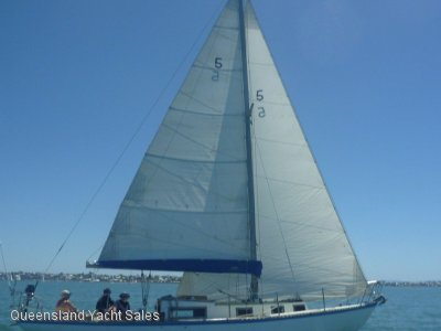 Buchanan 34 Sloop