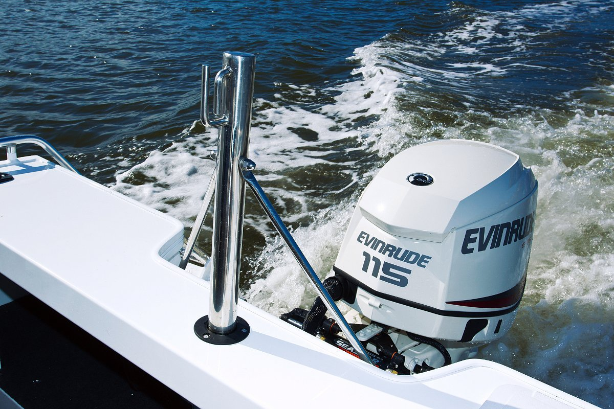 Stacer 509 CrossFire + 60hp 4-Stroke Yamaha Motor