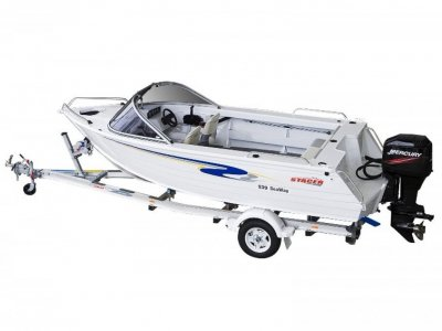 Stacer 539 Seaway + Yamaha 70hp Four Stroke Outboard Motor