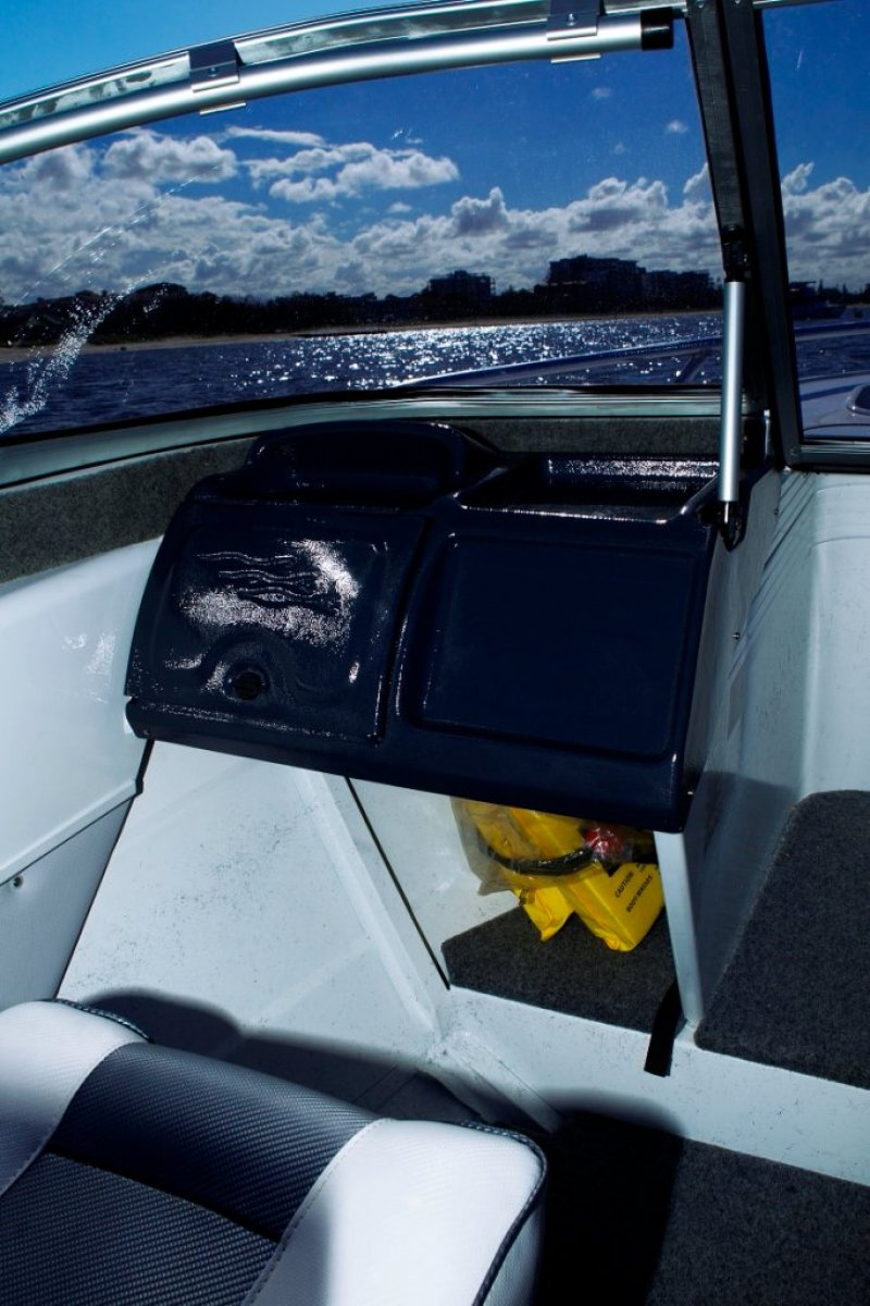 Stacer 489 Bay Master + Yamaha 50hp Four Stroke Outboard Motor