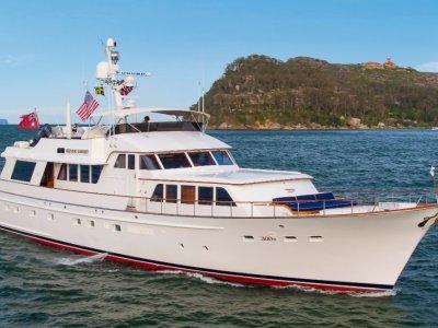Palmer Johnson 92 Motor Yacht