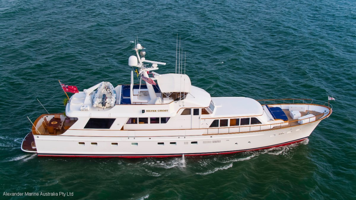 Palmer Johnson 92 Motor Yacht