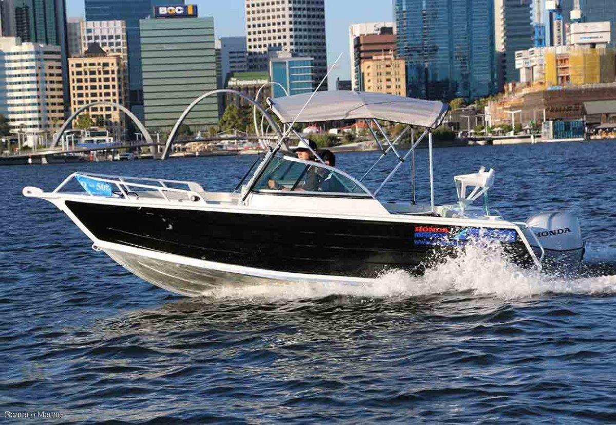 Albastross V500 Offshore Bowrider
