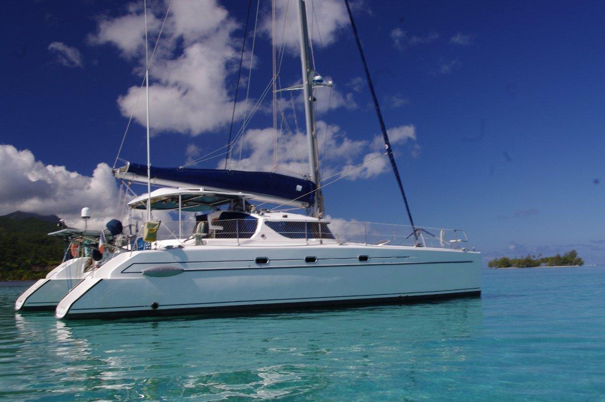 Fountaine Pajot Belize 43 BELIZE 43 MAESTRO OWNER:le catamaran