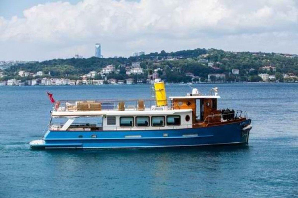 18m Classic Custom Motor Yacht