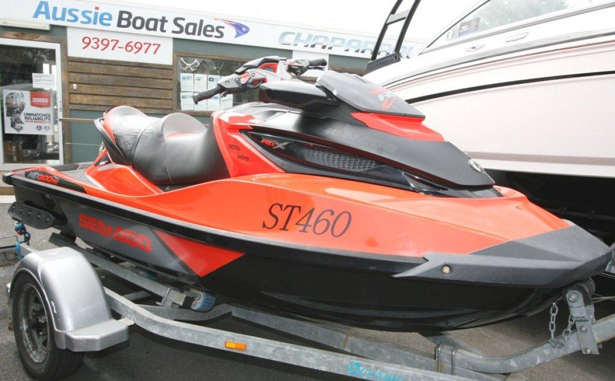 Sea-Doo RXT 300 RS