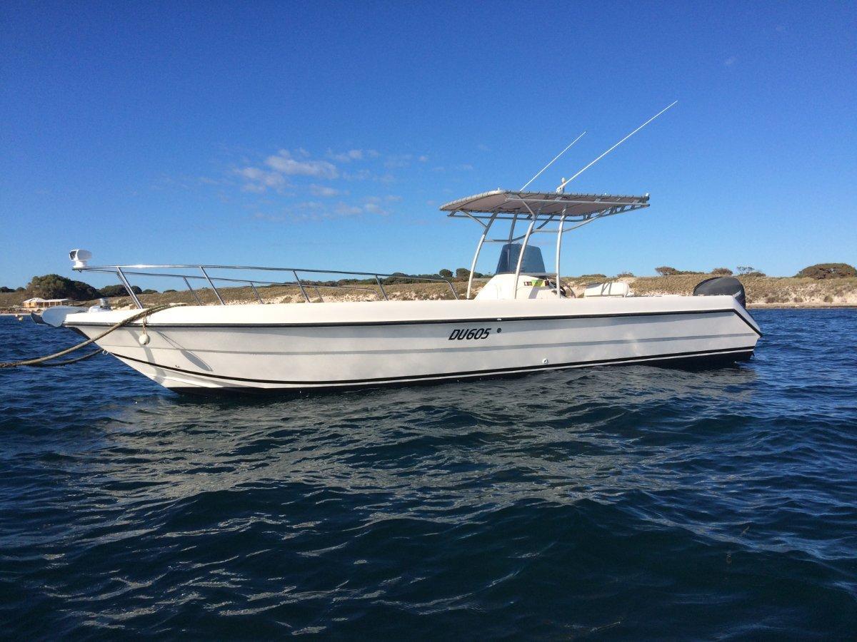 Gulf Craft Dolphin 31