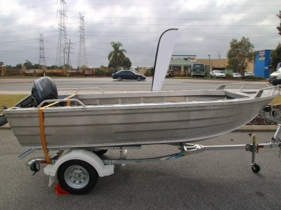 Searano V400a Searano V400A *New* 400 mm Aluminium Dinghy