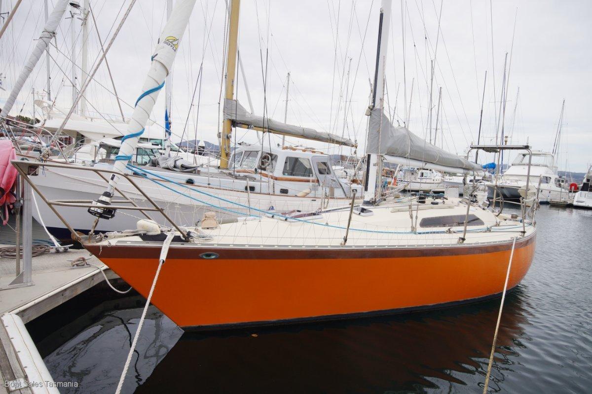 Nantucket 31 Quot Pucket Quot Sail Monohulls Boat Sales Tasmania