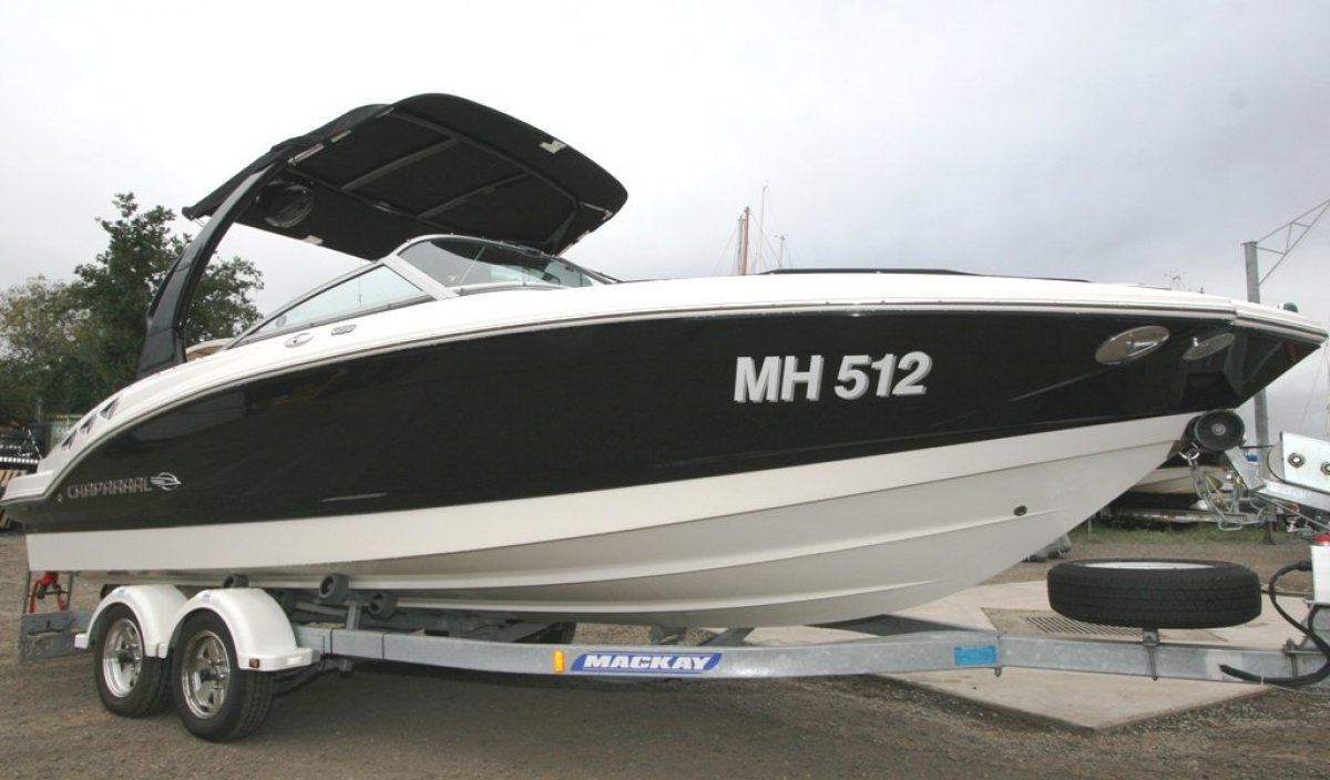 Chaparral 216 Ssi Bowrider