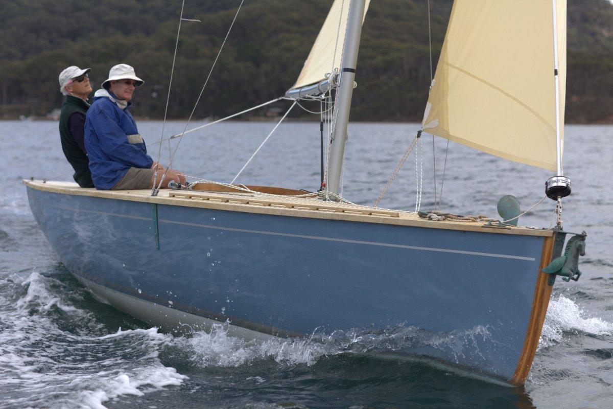 Russcraft 7 Classic Timber/fibreglass composite
