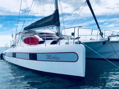 Dean Catamarans 44ft ocean spec comfortable liveaboard