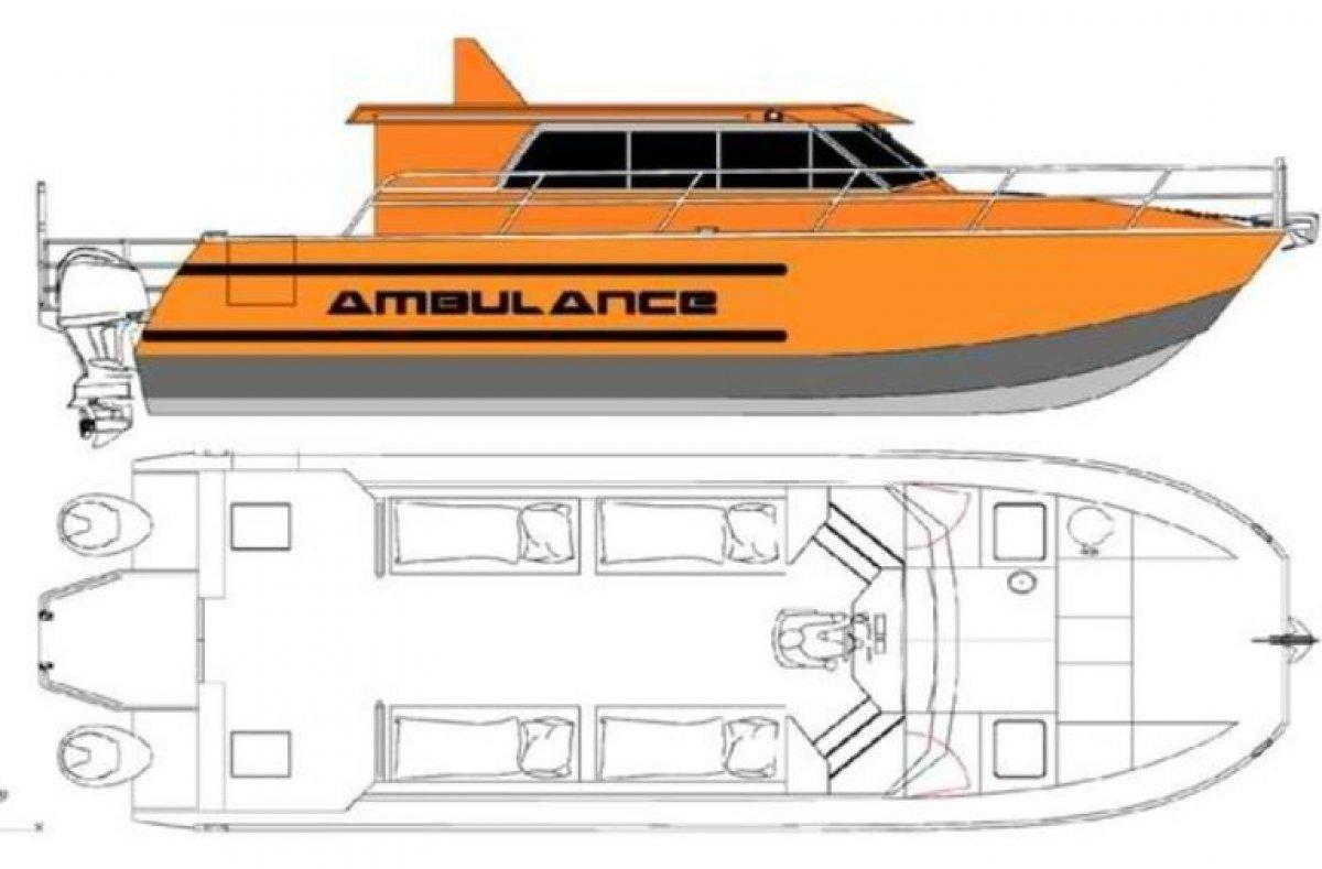 13.5m Ambulance